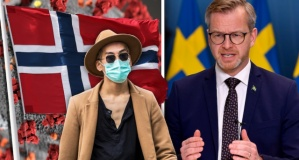 İsveç, Norveç'e sınırları kapattı: İngiltere ve Danimarka'dan giriş yasağının süresini uzattı