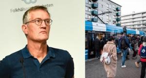 "İsveç'te 1.199 yeni vaka! Tegnell ""kontrolümüzü kaybetmemeliyiz"""