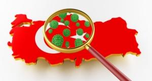 Türkiye'de il il koronavirüs vaka sayısı