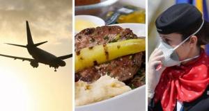 Uzmanlar, uçakta yenmemesi gereken ürünleri açıkladı