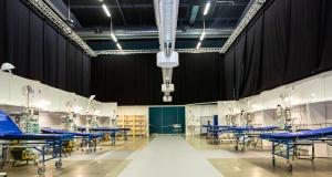 Stockholm: Yüz milyonlarca kron harcayıp tek bir hasta bile almadığı hastaneyi yıkmak istiyor