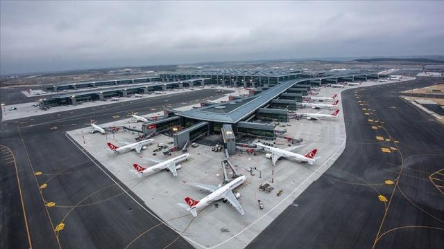 EUROCONTROL'a göre THY, 1 Şubat-6 Mart arasında günlük ortalama 581 uçuşla rakiplerini geride bıraktı.  Avrupa Hava Seyrüsefer Emniyeti Teşkilatı (EUROCONTROL) raporuna göre, 1 Şubat-6 Mart arasındaki uçuş trafiğinde THY, günlük ortalama 581 uçuşla rakiplerini geride bırakırken, İstanbul Havalimanı da dünyadaki en yoğun havalimanı oldu.  EUROCONTROL verilerine göre belirtilen tarih aralığında ikinciliği 31 uçuşla Almanya, 18 uçuşla ABD, 17 uçuşla Rusya ve 14 uçuşla Ukrayna takip etti.