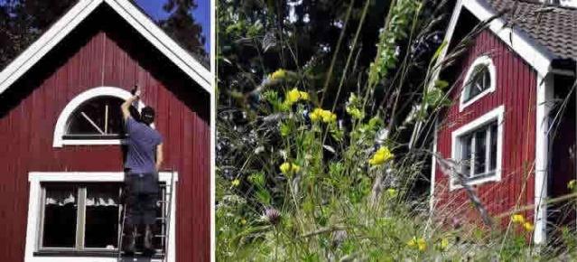 İsveç'te geçen yazın sonundan beri zaman içinde olumsuz bir eğilim gösteren kalıcı konut piyasasının aksine, yazlık evlerinin fiyatları artış gösterdi.  Son beş yılda yazlık evleri yüzde 40 oranında arttı ve geçtiğimiz yıl toplamda yüzde 8 artış gösterdi. Son beş yılda gelişmlere bakıldığında, yüzde 74 artışla Haninge olduğu belirtildi.