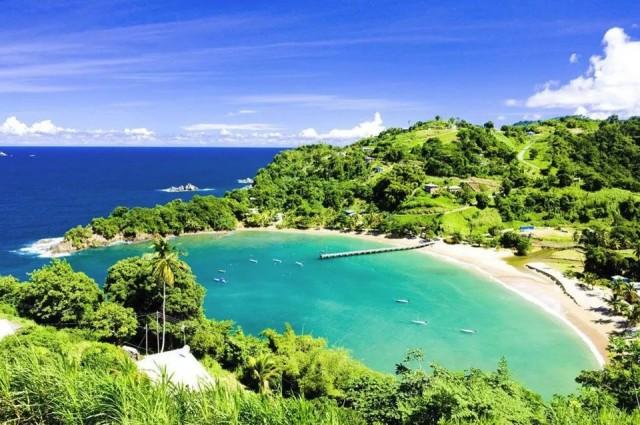 Trinidad ve Tobago  90 gün vizesiz.