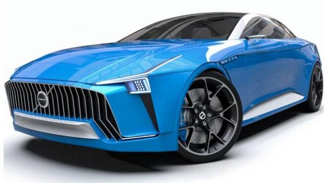Bağımsız tasarımcı Tomas Zumalakarregui tarafından geliştirilen Volvo projesi, özlediğimiz Polestar rengiyle fazlasıyla kışkırtıcı.