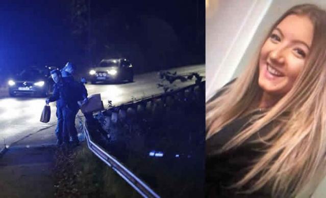 İsveç'te iki haftadan fazla bir süredir kayıp olan ve bir türlü bulunamayan 17 yaşındaki Wilma Andersson'a ait olduğu belirtilen ceset parçası bulundu.