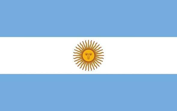 Arjantin (Ortalama internet hızı 4.2 Mbps)