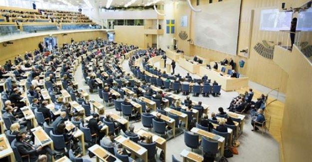 11 İsveç milletvekiline ABD kapıları kapandı