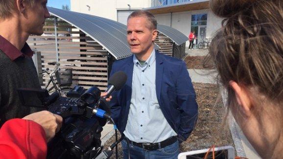 13 yıl suçsuz yere hapis yatan İsveçli serbest bırakıldı