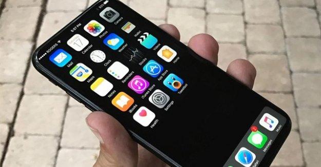 3 yeni iPhone gün yüzüne çıktı