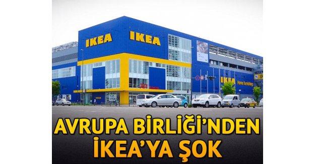 AB Komisyonu'ndan IKEA'ya vergi şoku