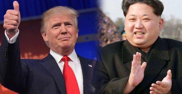 ABD Başkanı Trump ve Kuzey Kore lideri Kim Jong-un, İsveç'te bir araya gelecek