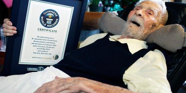 ABD'nin en ihtiyar İsveç asıllı dedesi öldü