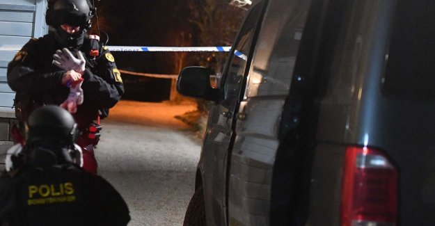 Alby'de bir eve bombalı saldırı