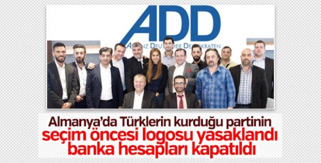 Almanya'da Türklerin kurduğu partiye engel üstüne engel