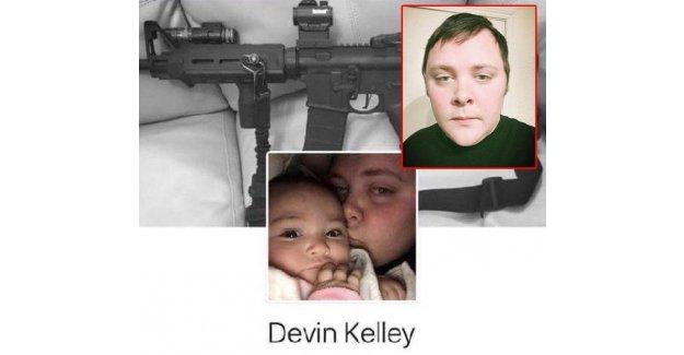 Amerika'daki saldırganının kimliği belli oldu