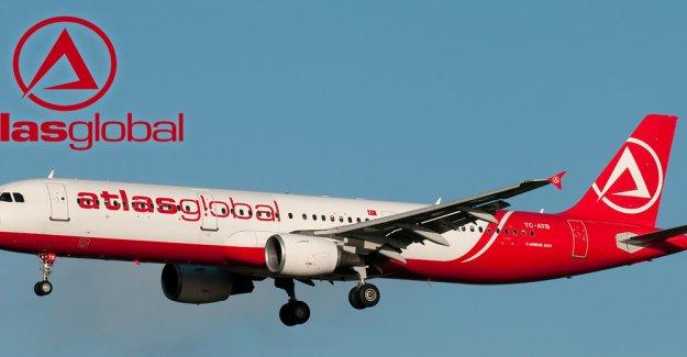 Atlas Global Havayolları ile İstanbul'a gideceklere önemli duyuru