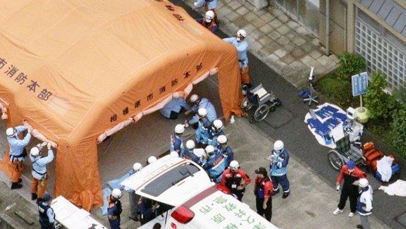bıçaklı dehşet: 19 kişi öldü