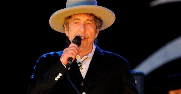Bob Dylan Nobel Ödülü'nü hafta sonu Stockholm'de  alacak