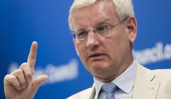 Carl Bildt, Moderat Parti'nin Başına Geçecek mi?