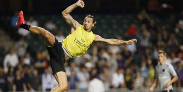 Dagens Nyheter Zlatanı 2. gösterdi, Zlatan ise ikincilik sonuncu olmak gibidir dedi