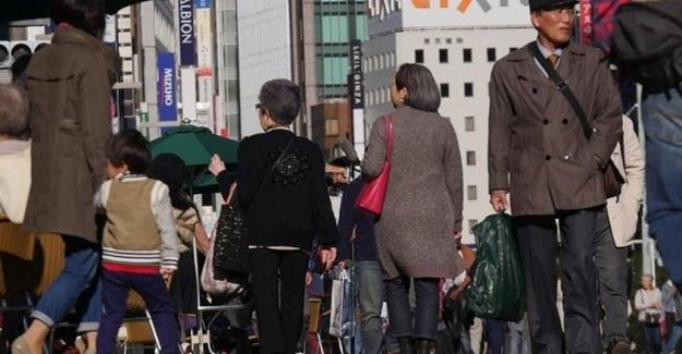 Dünya nüfusu yaşlanıyor