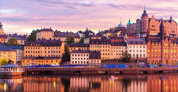 Dünyanın en havalı 4. Mahallesi Stockholm'de