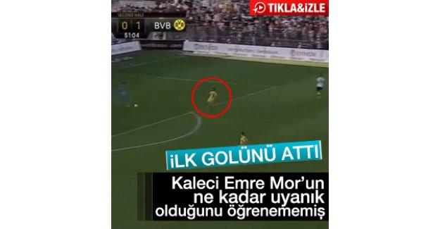 Emre Mor Dortmund'daki ilk golünü attı - İZLE