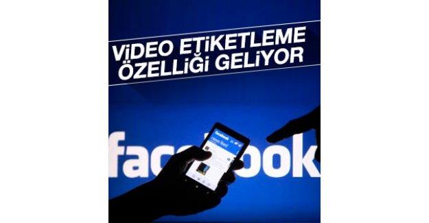 Facebook'a video etiketleme özelliği geliyor