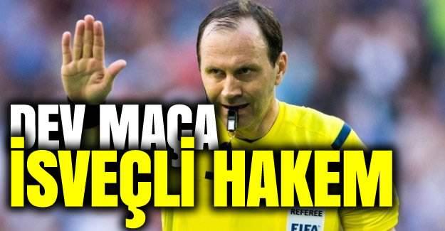 Fenerbahçe - Feyenoord Maçına İsveçli Hakem