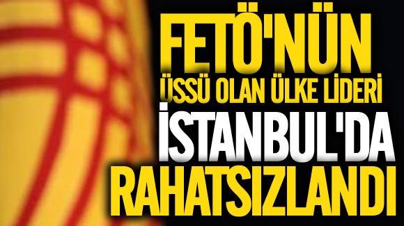 FETÖ'nün cirit attığı ülkenin Cumhurbaşkanı Türkiye'den çıkamadı