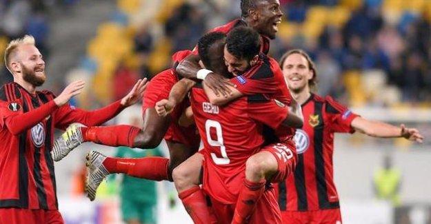 Galatasaray sayesinde dünyanın tanıdığı İsveç takımı