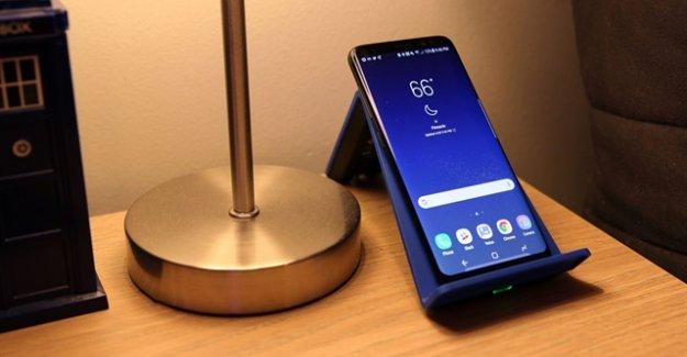 Galaxy S8'i şarj ederken dikkat!