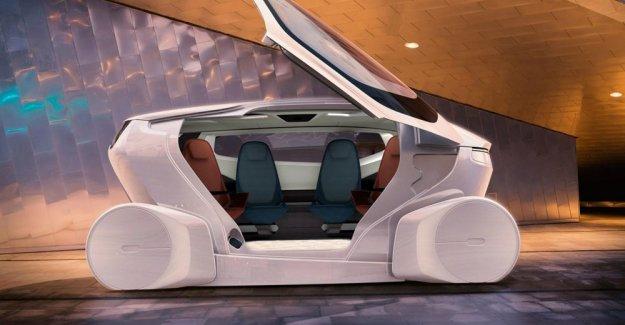 Geleceğin otomobil teknolojisine İsveç imzası: NEVS InMotion