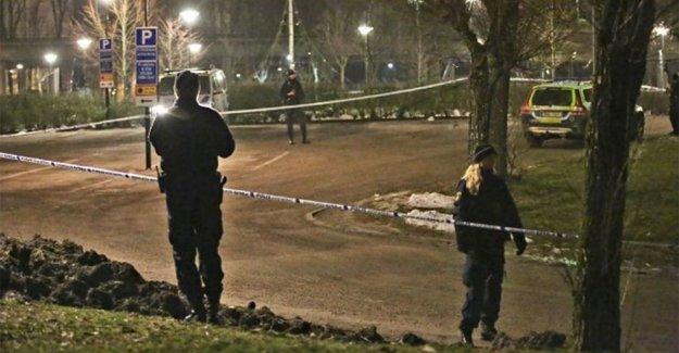 Göteborg'de bir kişi ölü bulundu