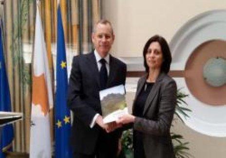 Güney Kıbrıs Dışişleri Genel Müdürü İsveç'te siyasi istişarelerde bulunuyor