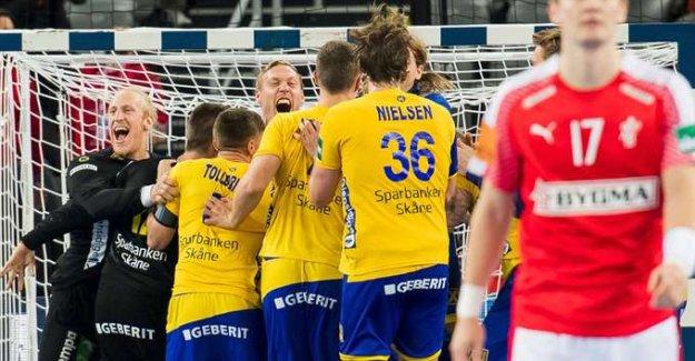 Hentbol Erkekler Avrupa Şampiyonası'nda finale İspanya ile İsveç yükseldi