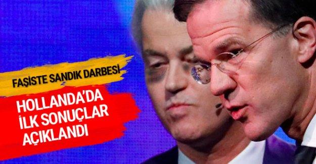 Hollanda seçim sonuçları kim kazandı kaos göründü!