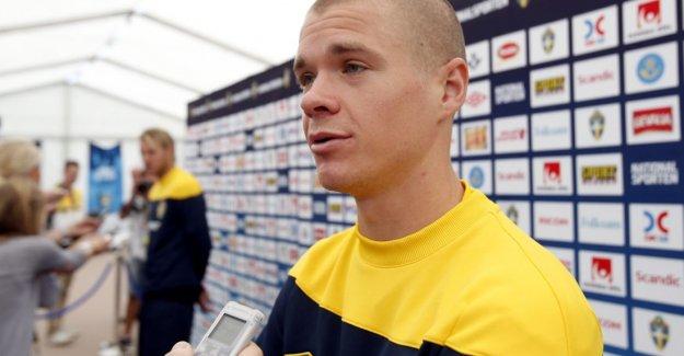 Holmen Türkiye'den İsveç'e dönüyor