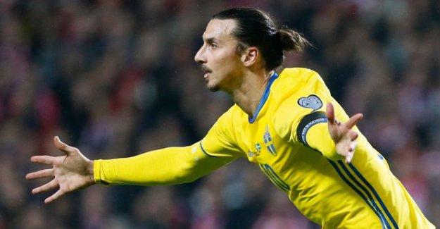 İbrahimoviç, İsveç Milli Takımına geri dönmek istiyor