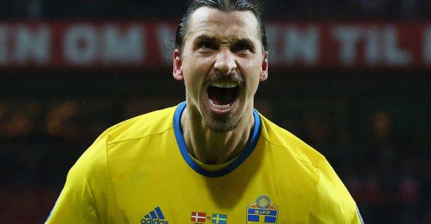 İbrahimoviç rest çekti: ''Eğer İsveç Milli Takımı'nda oynamak istersem oynarım''