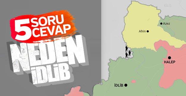 İdlib operasyonunun ayrıntıları