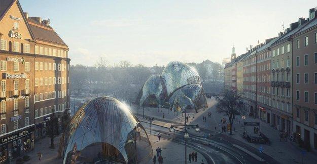 İlk kapalı kültürel park Stockholm'de yapılacak