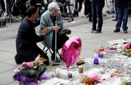 İngiliz müslümanın şefkati dünya gündeminde