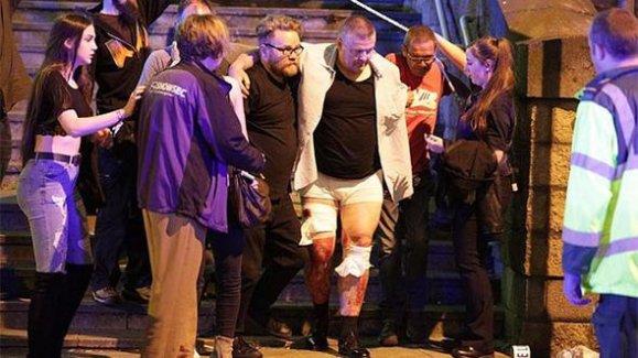 İngiltere'de terör saldırısı! Ölü sayısı artıyor