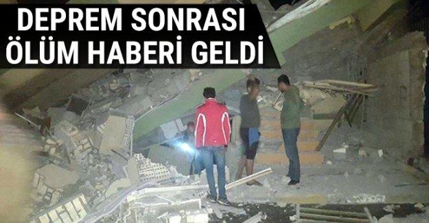 Irak'ta 7,3 büyüklüğünde deprem! Deprem Türkiye'de hissedildi