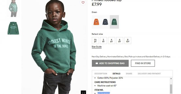 Irkçılıkla suçlanan H&M'in fotoğrafındaki siyah çocuk mankenin annesi firmayı savundu: Aşın artık bunları