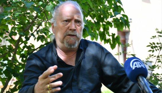 İsrail asıllı İsveçli aktivist Dror Feiler'den Mescid-i Aksa tepkisi...