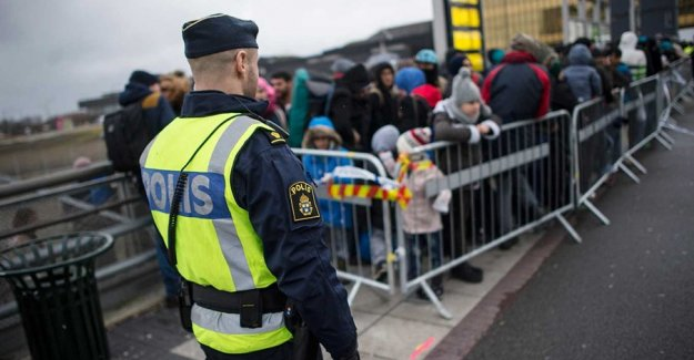 İşte İsveç'e 2016 gelecek sığınmacı sayısı