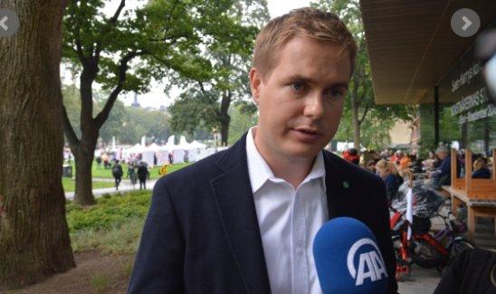 İsveç Başbakan Yardımcısı'ndan Türk halkına övgü